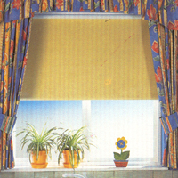 Dimout Roller Blind