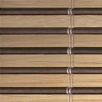 Click to see our new range of made to measure woodweave roman blinds