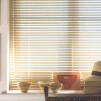 Perforated Aluminium Venetian Blind